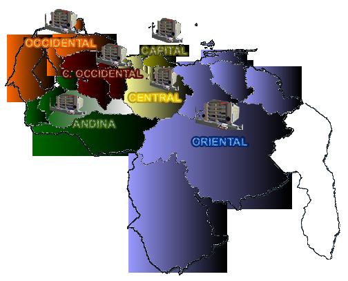 Centros Cardiovasculares Regionales